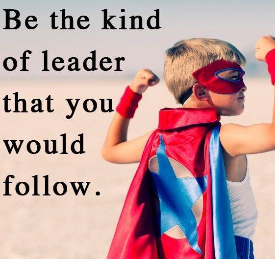 La importancia de un buen líder