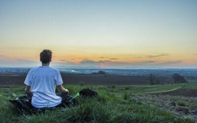 La meditación como herramienta para combatir el estrés